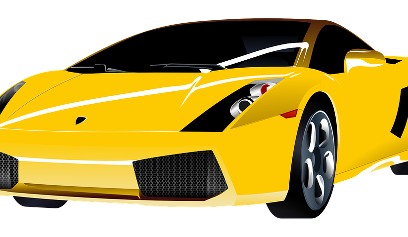 Opportunities to rent a luxury car